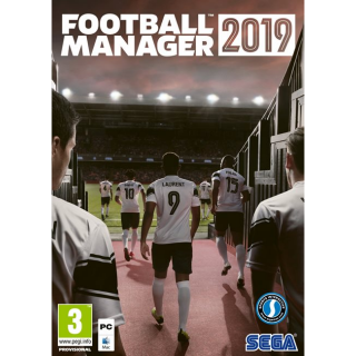 Football Manager 2019 Key for Steam (Europe)