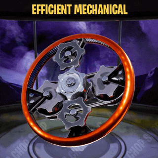 Efficient Mechanical Parts | 10000x