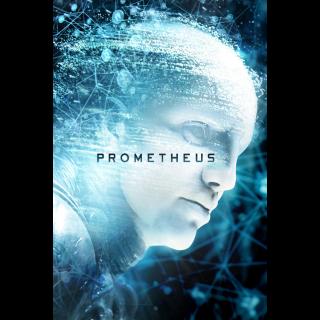 Prometheus SD XML iTunes Digital Code   🔑 INSTANT DELIVERY 🔑  
