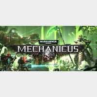 Warhammer 40,000: Mechanicus Steam CD Key | 🔑 INSTANT DELIVERY 🔑 |