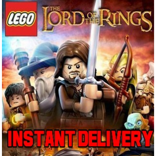 LEGO The Lord of the Rings Steam CD Key | 🔑 INSTANT DELIVERY 🔑 |