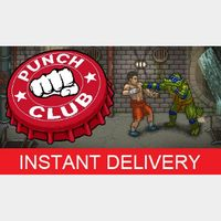 Punch Club Steam CD Key | 🔑 INSTANT DELIVERY 🔑 |