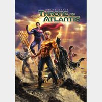Justice League: Throne of Atlantis HD Google Play Digital Code | 🔑 INSTANT DELIVERY 🔑 |