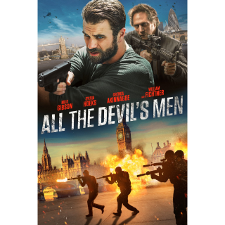 All the Devil's Men HD Google Play Digital Code | 🔑 INSTANT DELIVERY 🔑 |