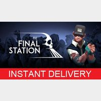 The Final Station Steam CD Key | 🔑 INSTANT DELIVERY 🔑 |