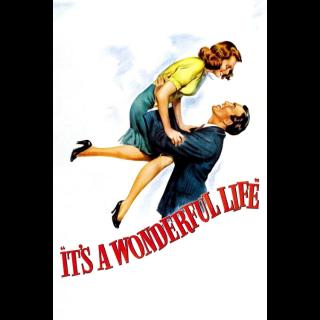 It's a Wonderful Life HD VUDU/MA Digital Code | 🔑 INSTANT DELIVERY 🔑 |