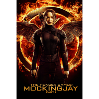 The Hunger Games: Mockingjay - Part 1 SD iTunes  Digital Code   🔑 INSTANT DELIVERY 🔑  