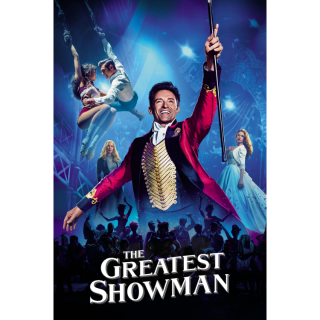 The Greatest Showman HD Google Play Digital Code | 🔑 INSTANT DELIVERY 🔑 |
