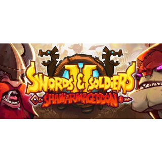 Swords and Soldiers 2 Shawarmageddon Steam CD Key GLOBAL | 🔑 INSTANT DELIVERY 🔑 |
