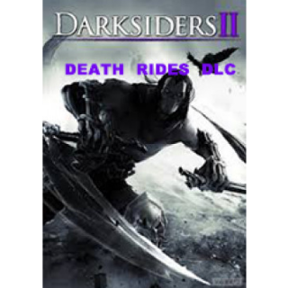 Darksiders II 2 Death Rides Pack DLC XBOX ONE/XBOX 360 Key   🔑 INSTANT DELIVERY 🔑  