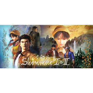 Shenmue I & II Steam CD Key GLOBAL   🔑 INSTANT DELIVERY 🔑  