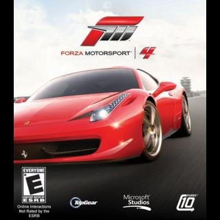 Forza Motorsport 4 Launch Bonus Car Pack DLC XBOX 360 Key | 🔑 INSTANT DELIVERY 🔑 |