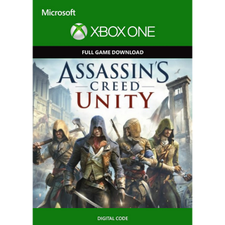 Assassin's Creed: Unity XBOX ONE Key GLOBAL   🔑 INSTANT DELIVERY 🔑  