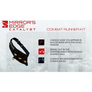 Mirror's Edge Catalyst Combat Runner Kit DLC PC ORIGIN CD KEY GLOBAL | 🔑 INSTANT DELIVERY 🔑 |