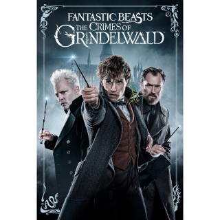 Fantastic Beasts: The Crimes of Grindelwald HD Google Play Digital Code   🔑 INSTANT DELIVERY 🔑  