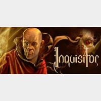 Inquisitor Steam CD Key GLOBAL | 🔑 INSTANT DELIVERY 🔑 |