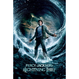Percy Jackson & the Olympians: The Lightning Thief SD XML iTunes Digital Code | 🔑 INSTANT DELIVERY 🔑 |