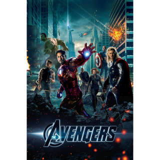 The Avengers (2012) HD Google Play Digital Code | 🔑 INSTANT DELIVERY 🔑 |