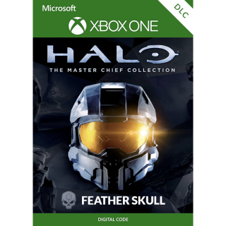 Halo: The Master Chief Collection - Feather Skull DLC XBOX ONE Code Key | 🔑 INSTANT DELIVERY 🔑 |