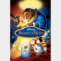 Beauty and the Beast (1991) HD Google Play Digital Code | 🔑 INSTANT DELIVERY 🔑 |