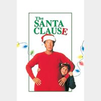 The Santa Clause HD iTunes Digital Code | 🔑 INSTANT DELIVERY 🔑 |
