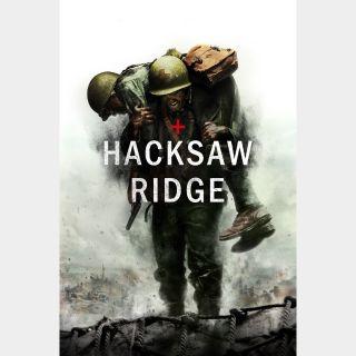Hacksaw Ridge   HD   iTunes (Canada)   🔑 INSTANT DELIVERY 🔑  