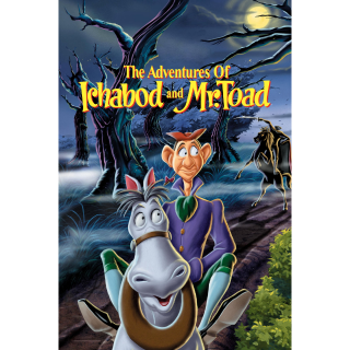 The Adventures of Ichabod and Mr. Toad HD Google Play Digital Code | 🔑 INSTANT DELIVERY 🔑 |