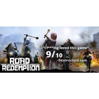 Road Redemption Steam CD Key GLOBAL | 🔑 INSTANT DELIVERY 🔑 |