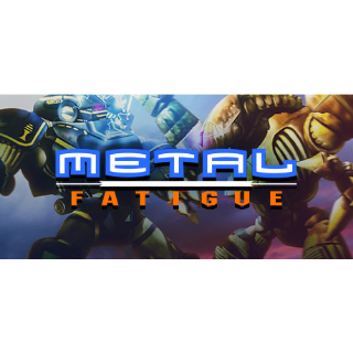 Metal Fatigue Steam CD Key GLOBAL | 🔑 INSTANT DELIVERY 🔑 |