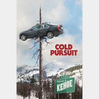 Cold Pursuit   HD   iTunes (Canada)   🔑 INSTANT DELIVERY 🔑  