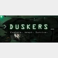 Duskers Steam CD Key GLOBAL | 🔑 INSTANT DELIVERY 🔑 |