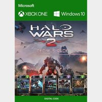 HALO WARS 2 DECIMUS PACK DLC XBOX ONE / PC Key GLOBAL | 🔑 INSTANT DELIVERY 🔑 |