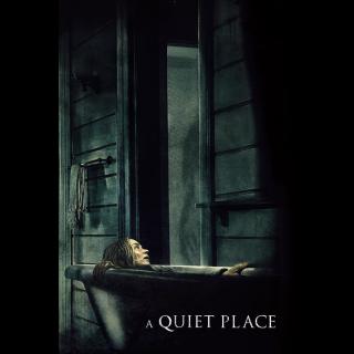 A Quiet Place HDX VUDU Digital Code | 🔑 INSTANT DELIVERY 🔑 |