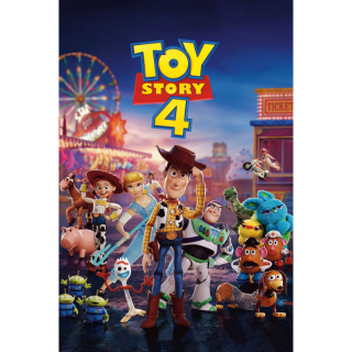 Toy Story 4 HD Google Play Digital Code | 🔑 INSTANT DELIVERY 🔑 |