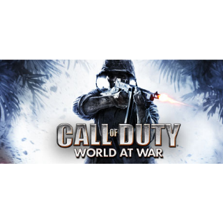 Call of Duty: World at War Steam CD Key   🔑 INSTANT DELIVERY 🔑  