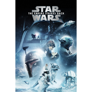 Star Wars: The Empire Strikes Back HD Google Play Digital Code | 🔑 INSTANT DELIVERY 🔑 |