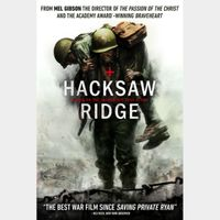 Hacksaw Ridge HD CANADIAN iTunes Digital Code | 🔑 INSTANT DELIVERY 🔑 |