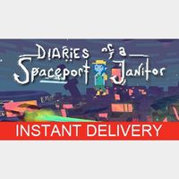 Diaries of a Spaceport Janitor Steam CD Key | 🔑 INSTANT DELIVERY 🔑 |
