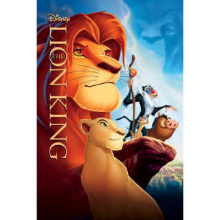 The Lion King HD iTunes Digital Code | 🔑 INSTANT DELIVERY 🔑 |