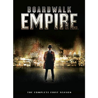 Boardwalk Empire: The Complete First Season Canadian HD Digital Code | 🔑 INSTANT DELIVERY 🔑 |