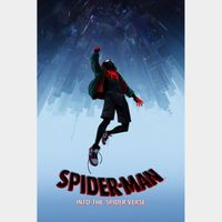Spider-Man: Into the Spider-Verse HD Google Play Digital Code | 🔑 INSTANT DELIVERY 🔑 |