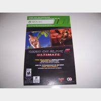 Dead or Alive 5 Ultimate - Yaiba Ninja Gaiden Z Themed Costumes DLC XBOX 360 Key| 🔑 INSTANT DELIVERY 🔑 |