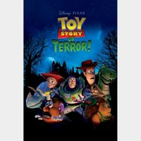 Toy Story of Terror! HD VUDU / Movies Anywhere Digital Code | 🔑 INSTANT DELIVERY 🔑 |
