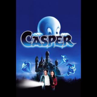 Casper HD VUDU/MA Digital Code   🔑 INSTANT DELIVERY 🔑  