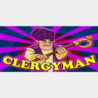 Clergyman Steam CD Key | 🔑 INSTANT DELIVERY 🔑 |