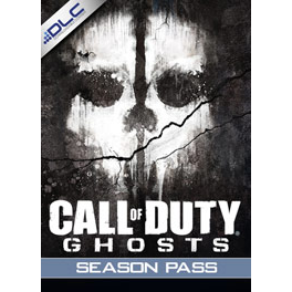 INSTANT DELIVERY | Call of Duty: Ghosts Season Pass DLC | XBOX 360 X360 DIGITAL CODE |