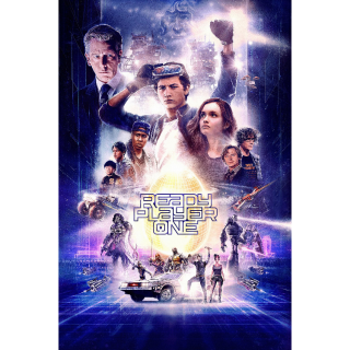 Ready Player One HD Google Play Digital Code | 🔑 INSTANT DELIVERY 🔑 |
