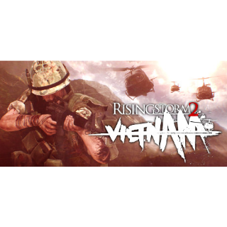Rising Storm 2: Vietnam + 2 DLCs Steam CD Key GLOBAL | 🔑 INSTANT DELIVERY 🔑 |