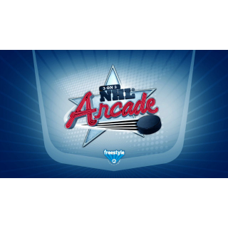 3 on 3 NHL Arcade PlayStation 3 PS3 CODE KEY   🔑 INSTANT DELIVERY 🔑  