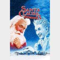 The Santa Clause 3: The Escape Clause HD VUDU/Movies Anywhere Digital Code | 🔑 INSTANT DELIVERY 🔑 |